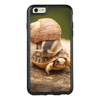 Coque OtterBox iPhone 6 Et 6s Plus Tortue de bébé d'équitation d'escargot