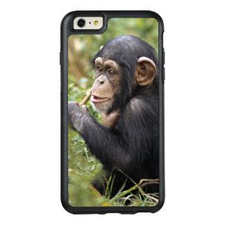 Coque OtterBox iPhone 6 Et 6s Plus Troglodytes de casserole du chimpanzé | de bébé