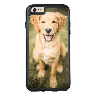 Coque OtterBox iPhone 6 Et 6s Plus Un portrait d'un chiot de golden retriever
