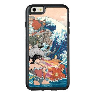 Coque OtterBox iPhone 6 Et 6s Plus Variante comique de la couverture #15 de ligue de
