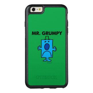 Coque OtterBox iPhone 6 Et 6s Plus Visage de froncement de sourcils de M. Grumpy |