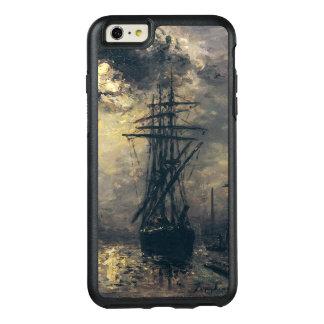 Coque OtterBox iPhone 6 Et 6s Plus Vue du port, ou les moulins à vent dedans