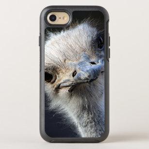 coque iphone 8 plus autruche