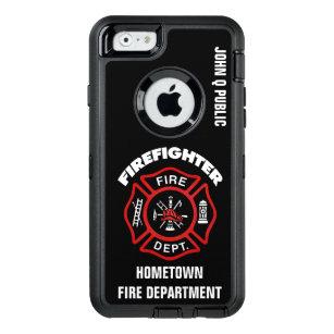 coque sapeur pompier iphone 6