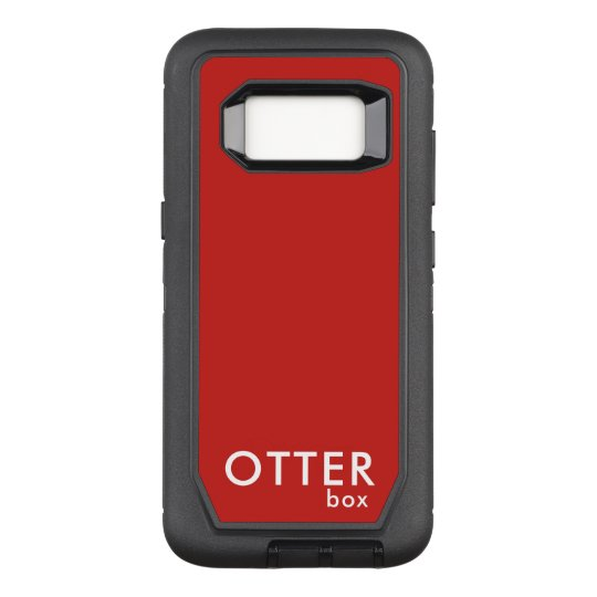 Coque Otterbox samsumg S8