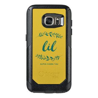Coque OtterBox Samsung Galaxy S7 Alpha guirlande de Tau Lil de sigma