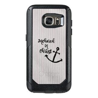 Coque OtterBox Samsung Galaxy S7 Ancré en Christ