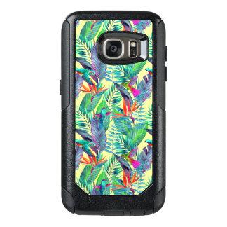 Coque OtterBox Samsung Galaxy S7 Aquarelle Humminbirds dans la jungle
