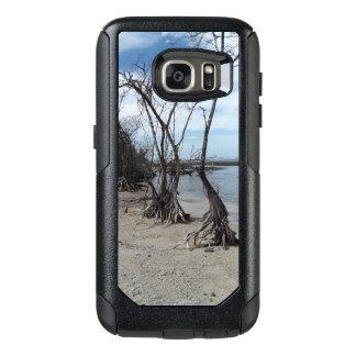 Coque OtterBox Samsung Galaxy S7 Arbres par la plage