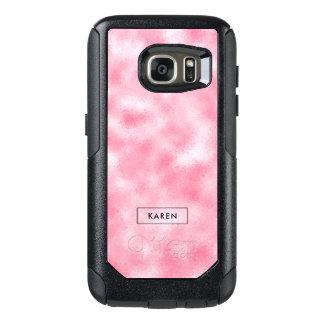 Coque OtterBox Samsung Galaxy S7 Arrière - plan abstrait moderne de fraise et de