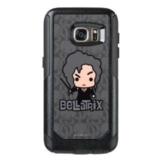 Coque OtterBox Samsung Galaxy S7 Art de personnage de dessin animé de Bellatrix
