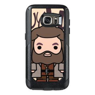 Coque OtterBox Samsung Galaxy S7 Art de personnage de dessin animé de Hagrid