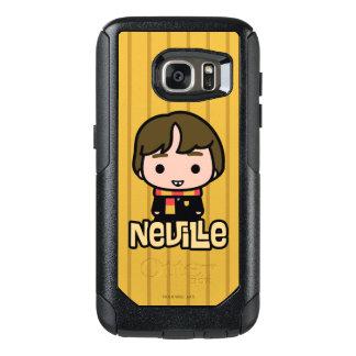 Coque OtterBox Samsung Galaxy S7 Art de personnage de dessin animé de Neville