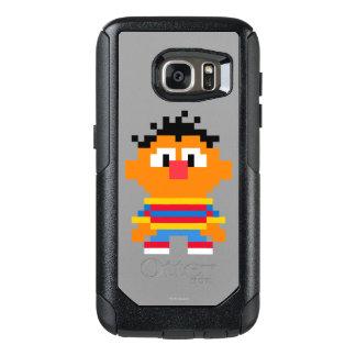Coque OtterBox Samsung Galaxy S7 Art de pixel d'Ernie
