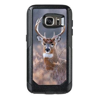 Coque OtterBox Samsung Galaxy S7 Automne de cerf de Virginie ou saison élégant