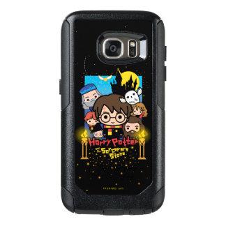 Coque OtterBox Samsung Galaxy S7 Bande dessinée Harry Potter et la pierre du