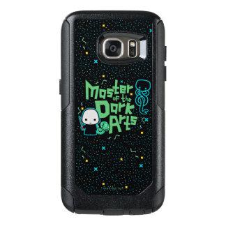 Coque OtterBox Samsung Galaxy S7 Bande dessinée Voldemort - maître des arts foncés