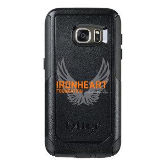 Coque OtterBox Samsung Galaxy S7 Base Otterbox d'Ironheart pour la galaxie 7