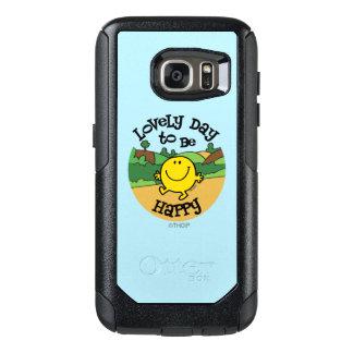 Coque OtterBox Samsung Galaxy S7 Beau jour à être M. Happy