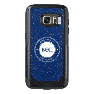 Coque OtterBox Samsung Galaxy S7 Bêta insigne du thêta pi |