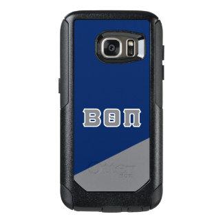 Coque OtterBox Samsung Galaxy S7 Bêtas lettres de Grec du thêta pi |