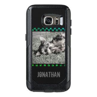 Coque OtterBox Samsung Galaxy S7 Caisse de galaxie d'OtterBox Samsung - AJOUTEZ