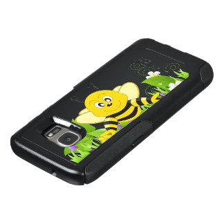 Coque OtterBox Samsung Galaxy S7 Caisse de la galaxie S7 de Samsung de banlieusard