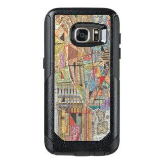 Coque OtterBox Samsung Galaxy S7 Carte moderne de New York I