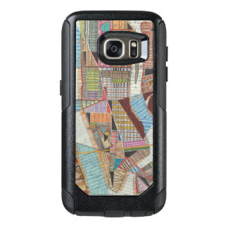 Coque OtterBox Samsung Galaxy S7 Carte moderne de New York II