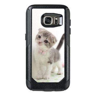 Coque OtterBox Samsung Galaxy S7 Chaton de pli d'écossais