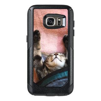 Coque OtterBox Samsung Galaxy S7 Chaton de sommeiller
