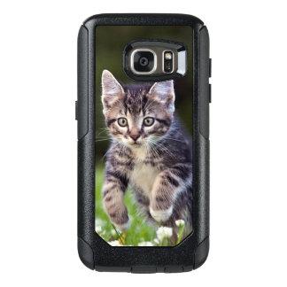 Coque OtterBox Samsung Galaxy S7 Chaton fonctionnant par le trèfle