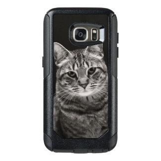 Coque OtterBox Samsung Galaxy S7 Chaton tigré noir