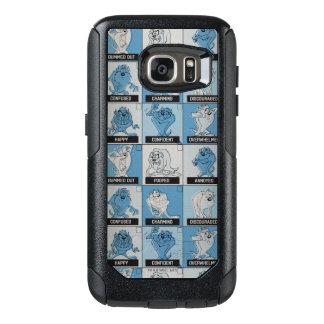 Coque OtterBox Samsung Galaxy S7 Checkbox d'émotion de TAZ™