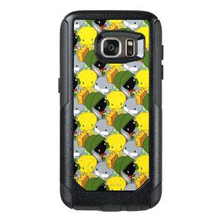 Coque OtterBox Samsung Galaxy S7 Chibi MARVIN le ™ de MARTIAN™, de TWEETY™, et de