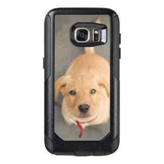 Coque OtterBox Samsung Galaxy S7 Chiot rouge de Labrador