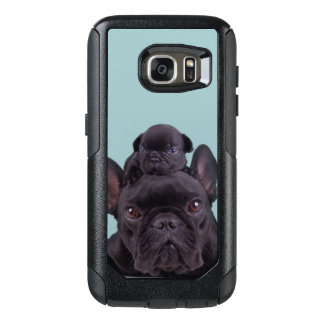 Coque OtterBox Samsung Galaxy S7 Chiot sur la tête de sa mère
