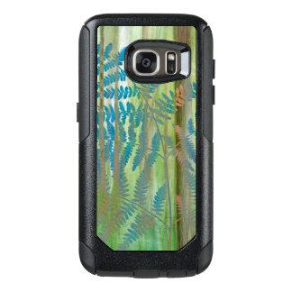 Coque OtterBox Samsung Galaxy S7 Collage des fougères et de la forêt | Seabeck, WA