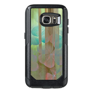 Coque OtterBox Samsung Galaxy S7 Collage d'Oxalis et d'arbres | Seabeck, WA