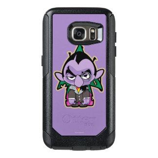 Coque OtterBox Samsung Galaxy S7 Compte von Count Zombie