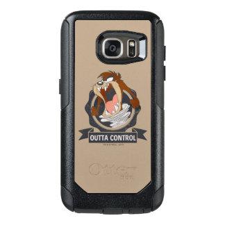 Coque OtterBox Samsung Galaxy S7 Contrôle de TAZ™ Outta