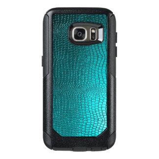 Coque OtterBox Samsung Galaxy S7 Copie élégante de texture de peau de serpent de