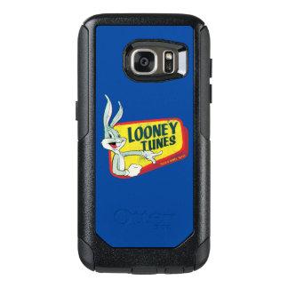 Coque OtterBox Samsung Galaxy S7 Correction LOONEY du ™ TUNES™ de BUGS BUNNY rétro