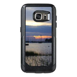 Coque OtterBox Samsung Galaxy S7 Coucher du soleil au port de folie