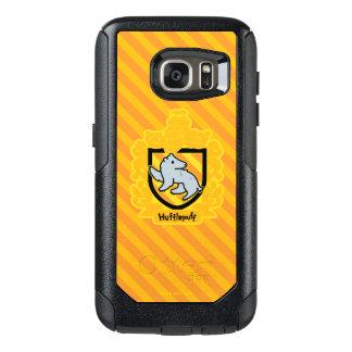 Coque OtterBox Samsung Galaxy S7 Crête de Hufflepuff de bande dessinée