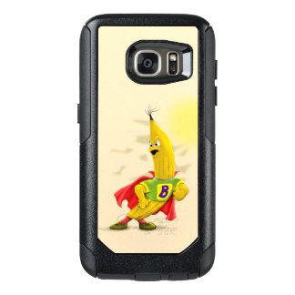 Coque OtterBox Samsung Galaxy S7 CS ÉTRANGER de la galaxie S7 de M.BANANA   Samsung