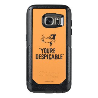 "Coque OtterBox Samsung Galaxy S7 DAFFY classique DUCK™ ""vous êtes ignobles """