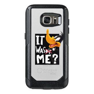 Coque OtterBox Samsung Galaxy S7 DAFFY DUCK™- qu'il n'était pas moi/était moi