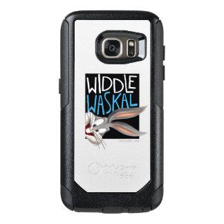 Coque OtterBox Samsung Galaxy S7 ™ de BUGS BUNNY - Widdle Waskal