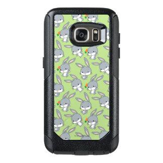 Coque OtterBox Samsung Galaxy S7 ™ de Chibi BUGS BUNNY avec la carotte